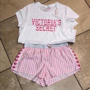 WMNS Victoria Secret Pajama Set NWT